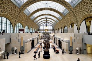 Musée d'Orsay (Orsay múzeum)