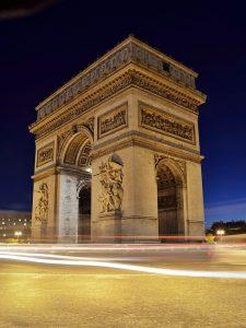Arc de Triomphe (Diadalív)