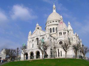 Montmartre-hegy, Sacré Coeur