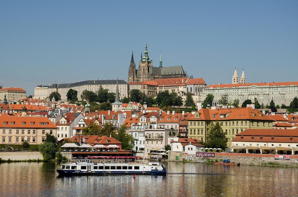 novemberi hétvége Prágában