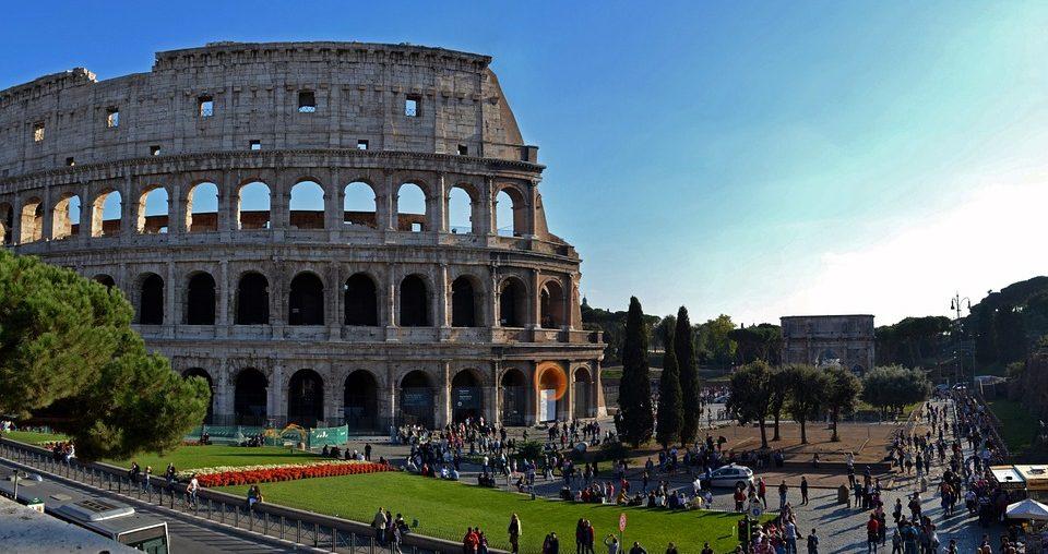 Colosseum-Róma
