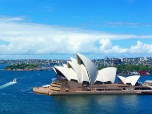 Sydney úti cél