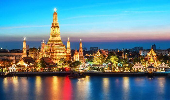 Bangkok úti cél