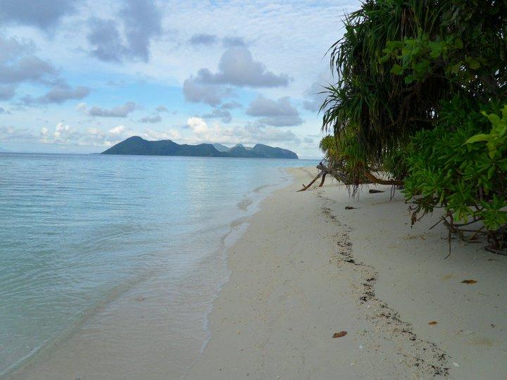 Pom-Pom sziget, Malájzia