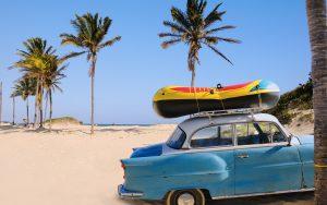 Hawaii autó