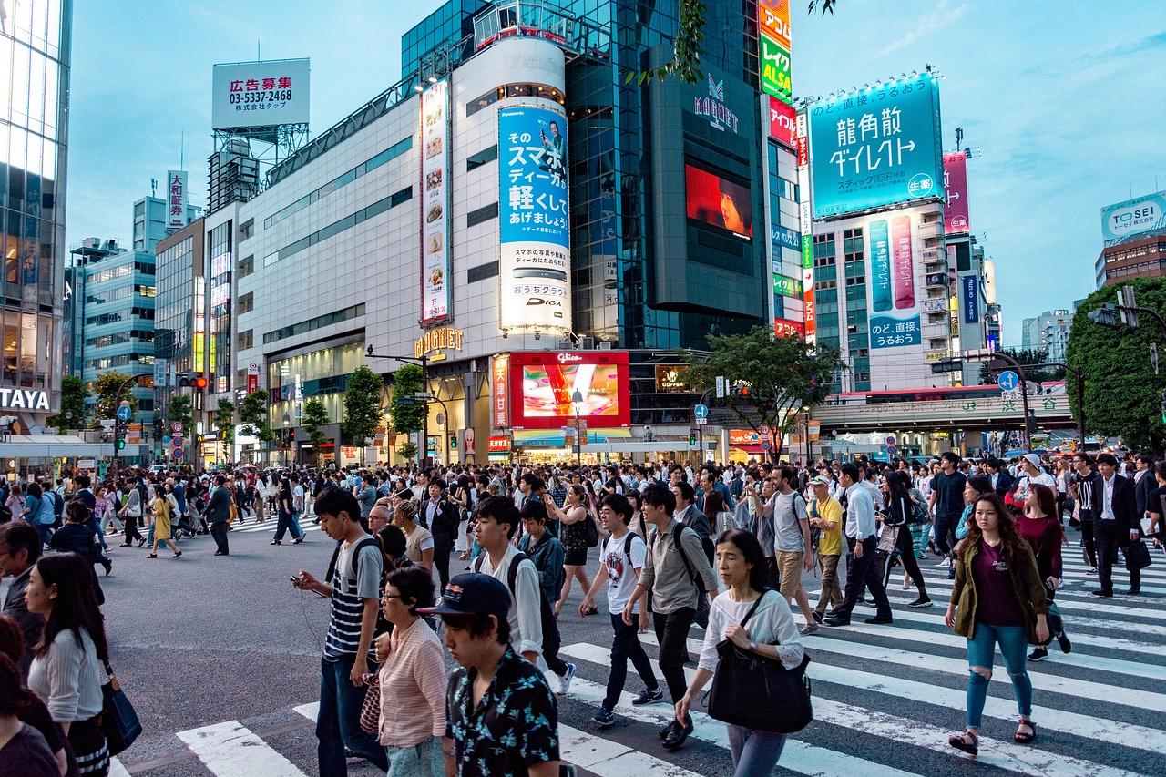 Tokió- japán