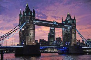 London úti cél