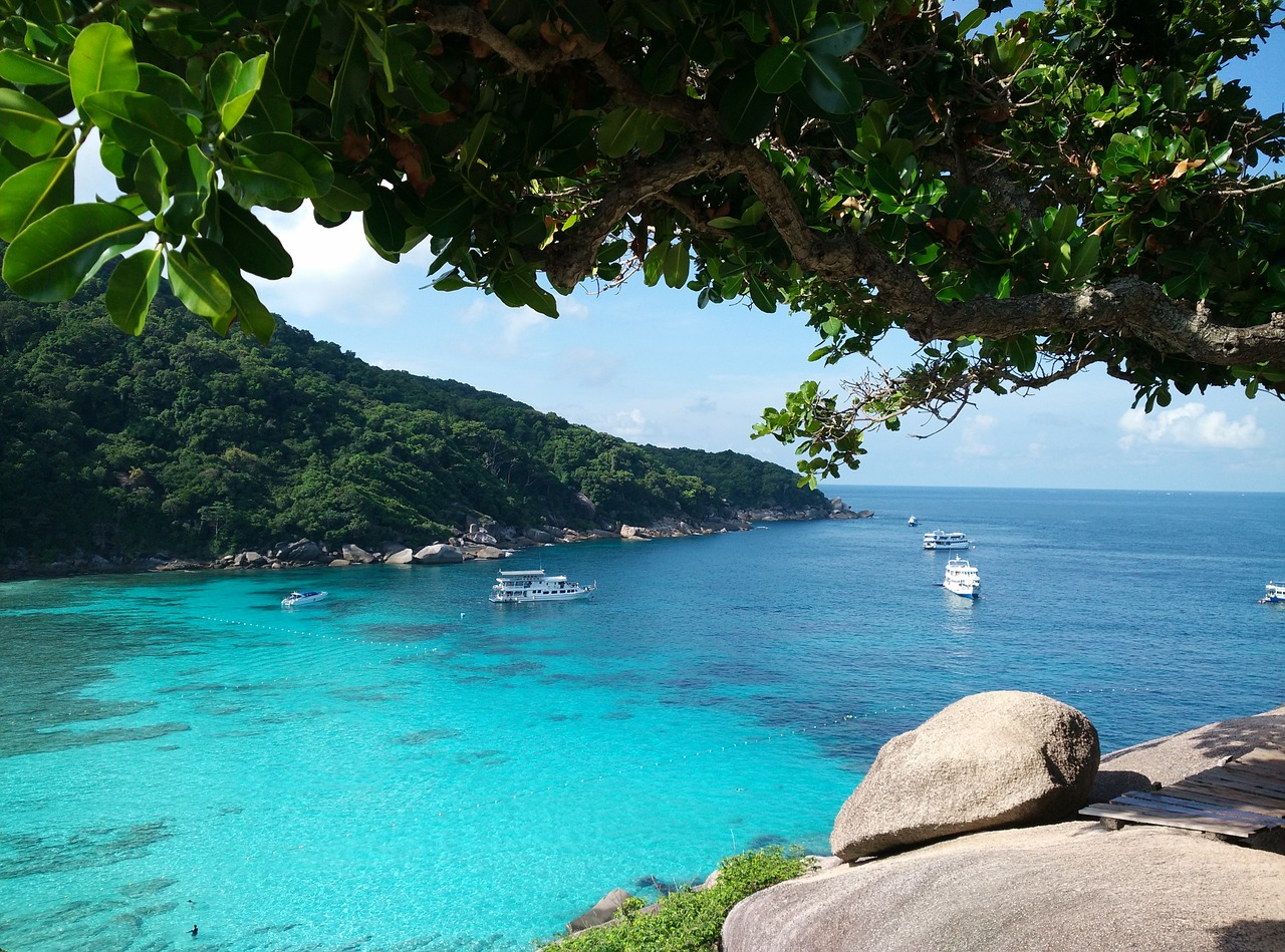 Similan-sziget Thaiföld