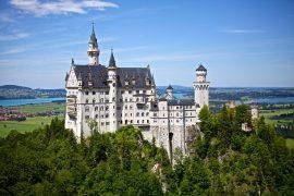 Neuschwanstein kastély - Bakancslista