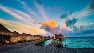 Maldív úti cél