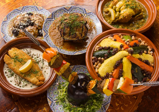 Marrakesh étterem