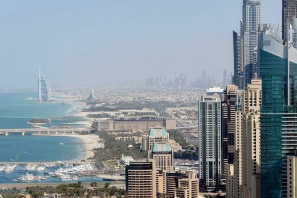 Dubaj wizzair