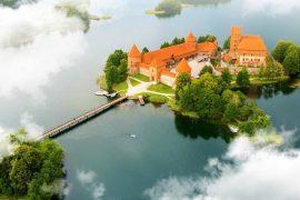 Litvánia látnivalók