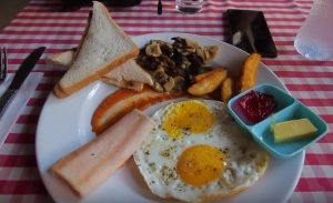 Langkawi reggeli