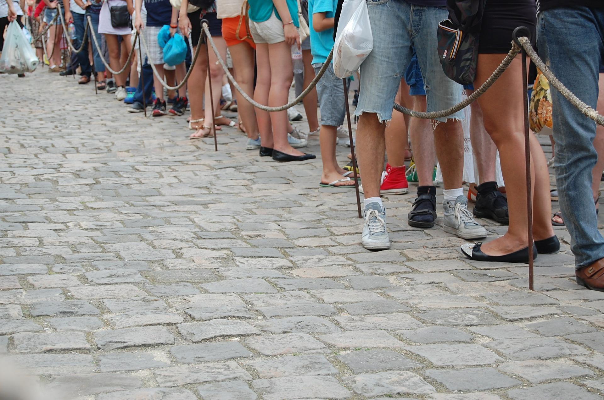 Turizmus tüntetés