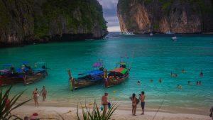 TravelHunter Maya Bay