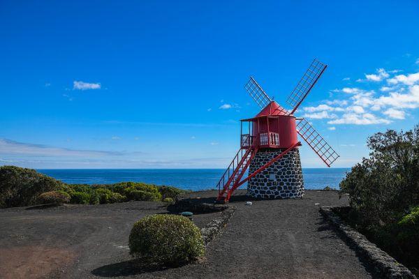 Gracosa szigete a szélmalmokról nevezetes