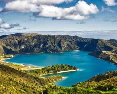 Azori-szigetek látnivalók