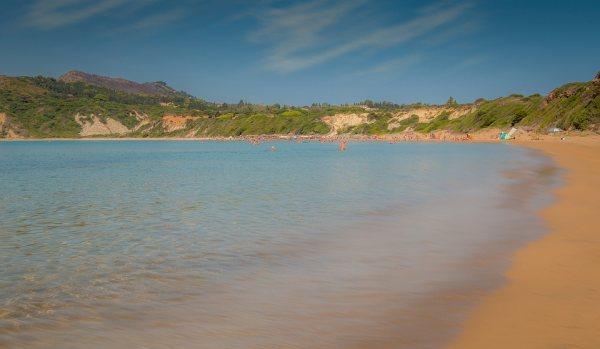 Gerekas Beach egy gyerekbarát tengerpart