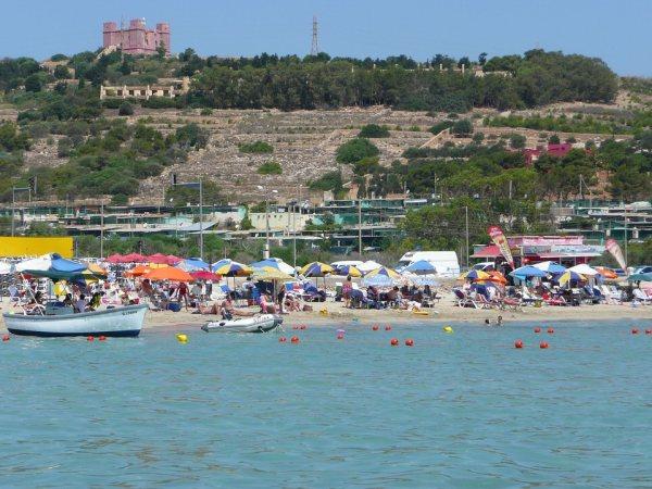 Melliaha Beach