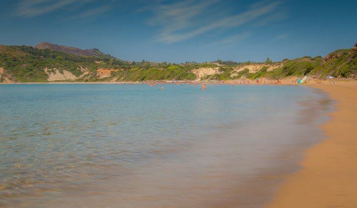 Zakynthos, Gerekas Beach