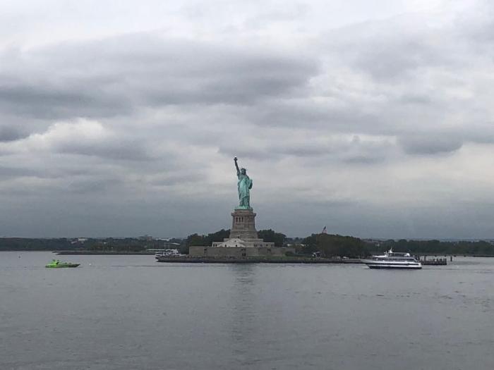New York - Szabadság-szobor