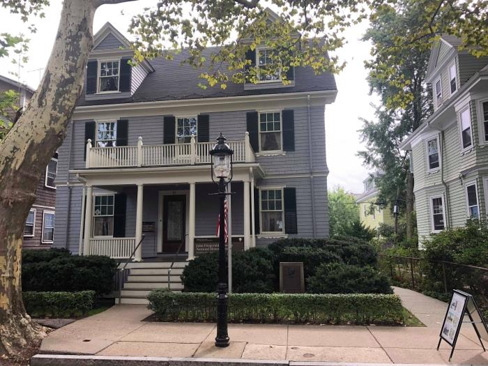 Boston, Kennedy szülőháza