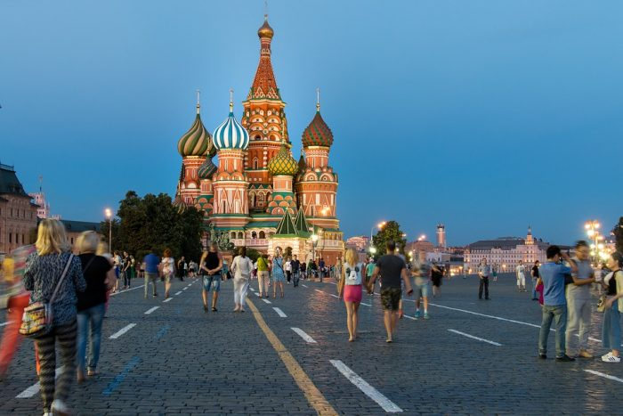 Moszkva látnivalók
