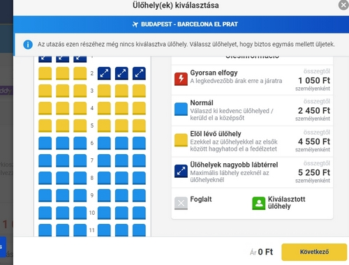 Ryanair repjegy foglalás 9