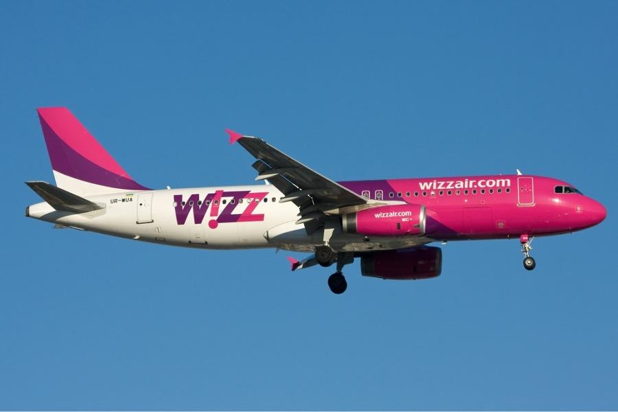Wizz Air repülőjegy foglalás