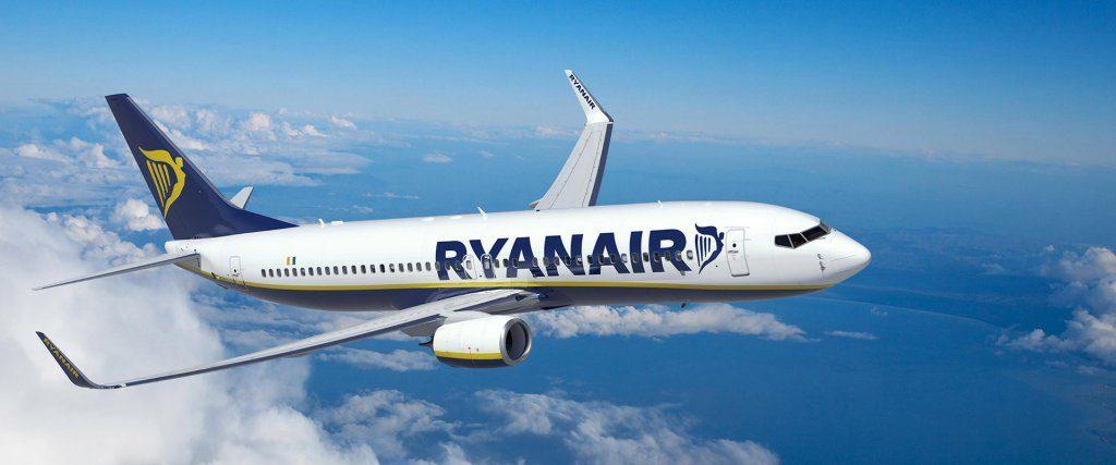 Ryanair check in menete