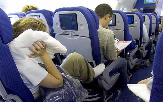Teendők hosszú repülőút esetén