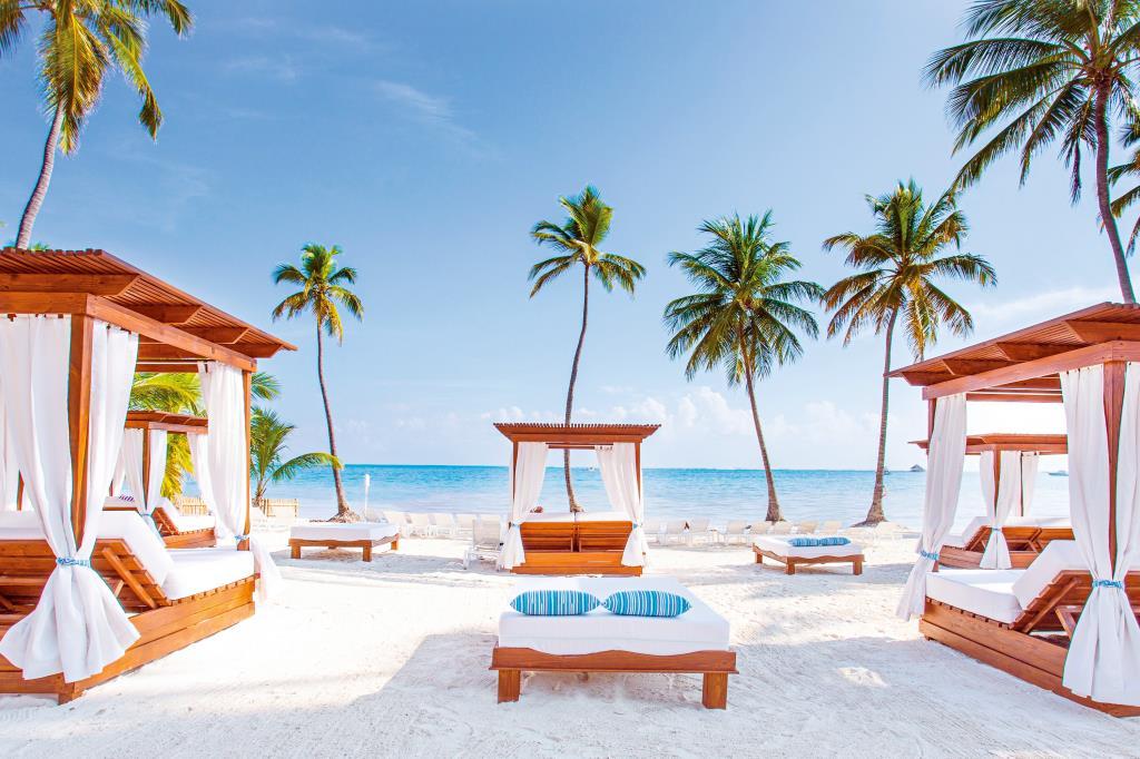 Dominika utazás júniusban