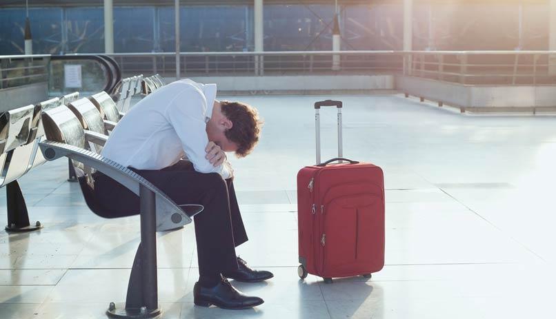 Hibák utazás során