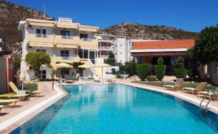 Rodosz utazás Maroula Blue Apartman