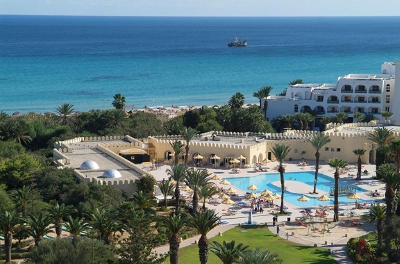 Sousse utazás májusban