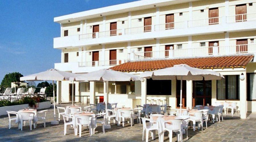 Korfu utazás Hotel Prassino