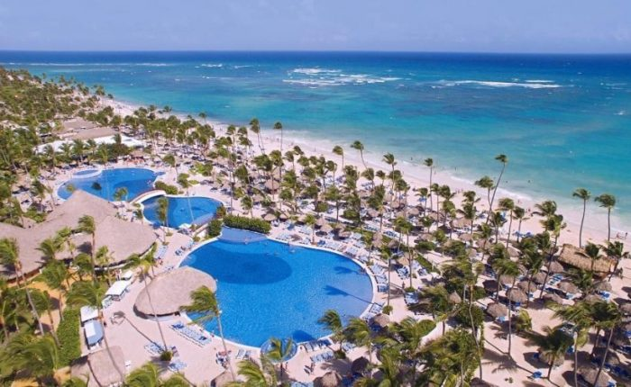 Punta Cana utazás Hotel Grand Bahia