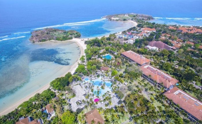 Bali utazás Hotel Melia