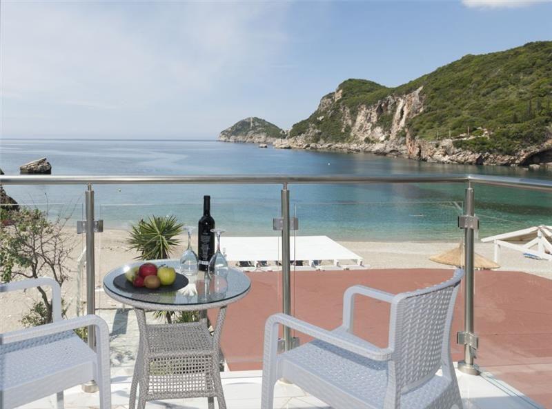 Korfu utazás hotel blue princess
