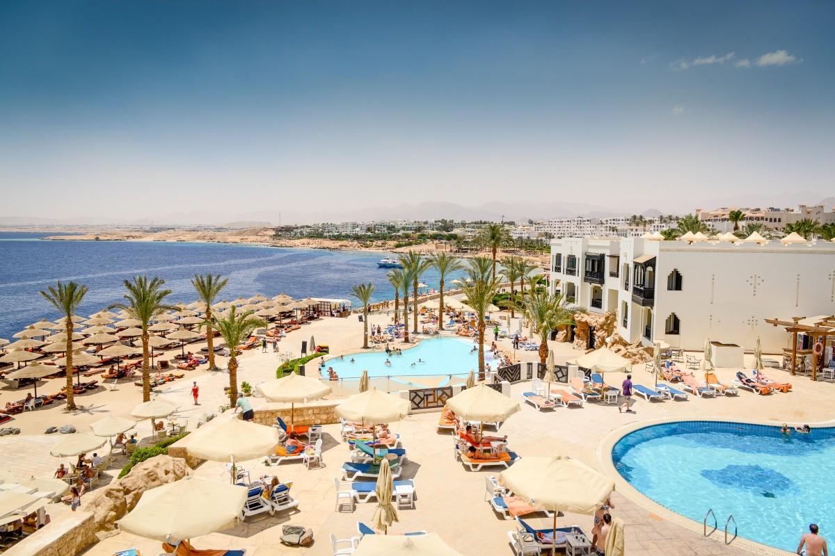 Sharm el Sheikh utazás Sharm resort