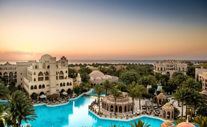 Hurghada utazás hotel makadi palace