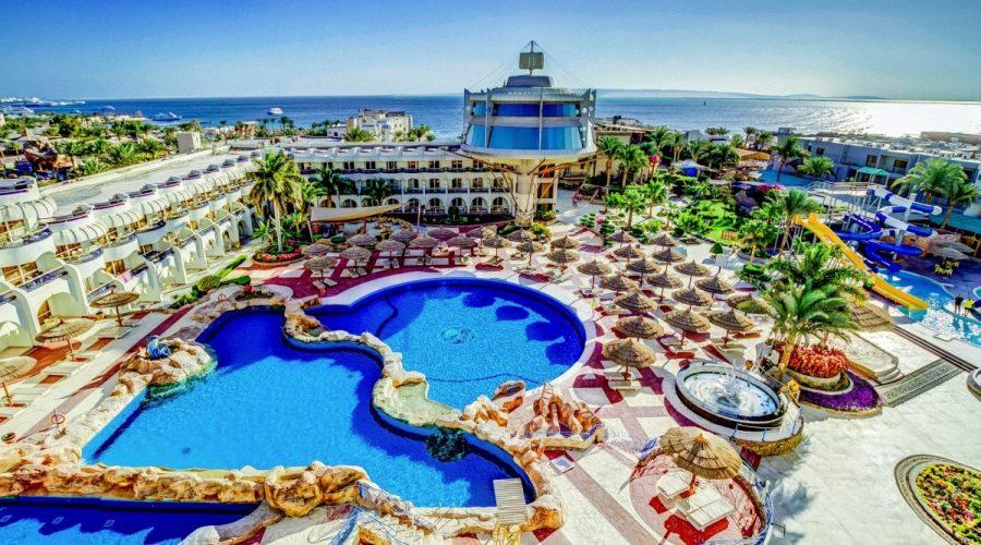 Hurghada utazás Sea Gull Beach Resort