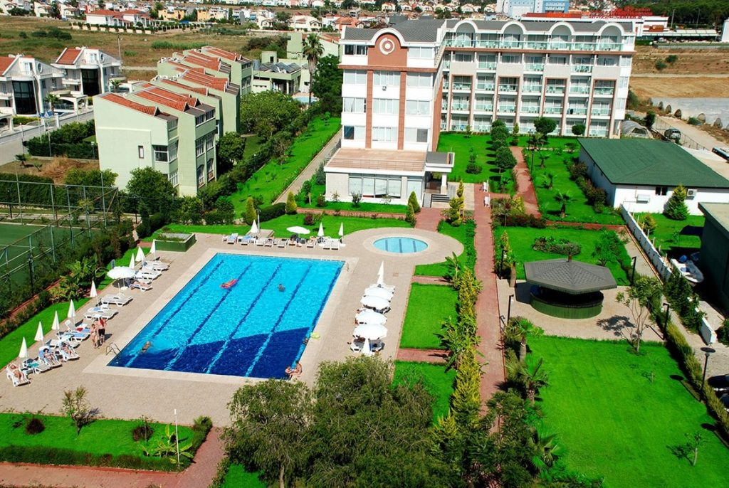 Belek utazás Hotel Maya World