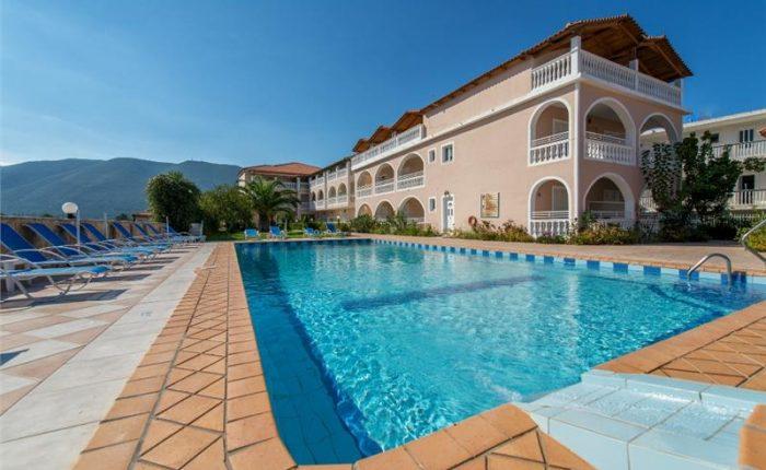 Zakynthos utazás Hotel Plessas Palace