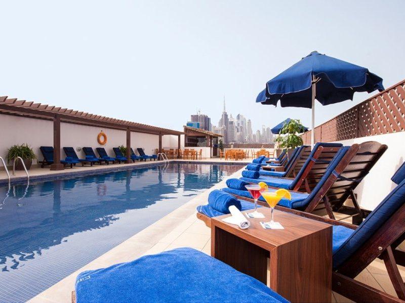 dubaj utazás citymax hotel