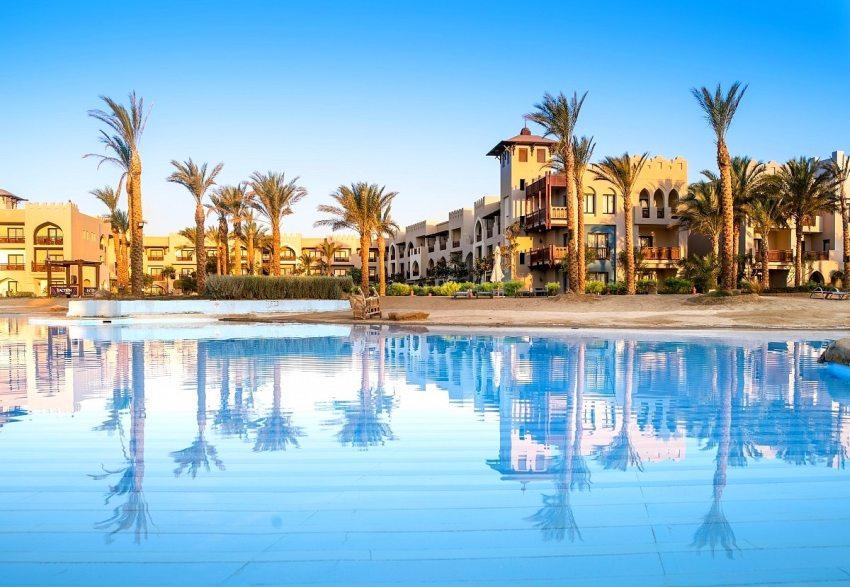 Marsa Alam nyaralás Port Ghalib resort