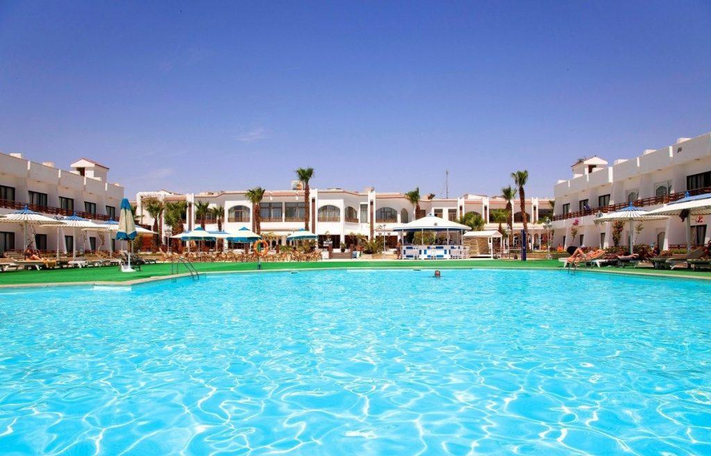 Hurghada utazás Grand hotel