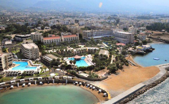 Ciprus utazás Hotel Oscar-Kyrenia
