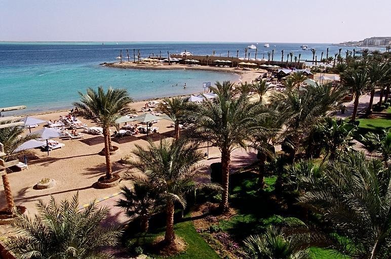 Hurghada utazás Regina Swiss Inn